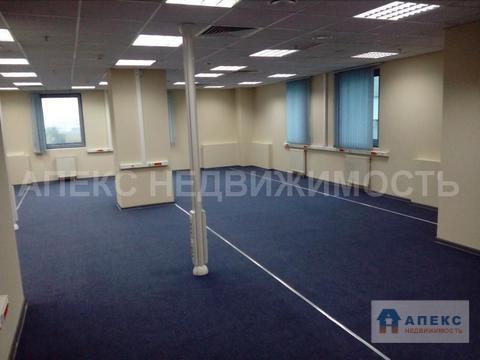 Аренда офиса 512 м2 м. Калужская в бизнес-центре класса А в Коньково - Фото 1