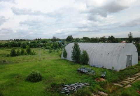 Промбаза 4 Га на 10 км Ленинградского ш. Рядом с аэропортом Шереметьев - Фото 1