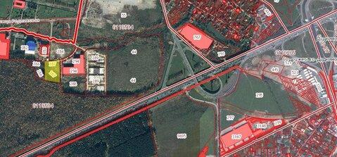 Участок 1,57 Га с коммуникациями в 4 км по Киевскому шоссе - Фото 4