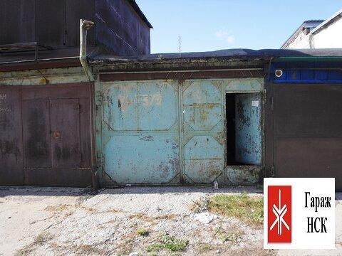 Продам капитальный гараж ГСК Радуга № 379. Верхняя зона Академгородка - Фото 1