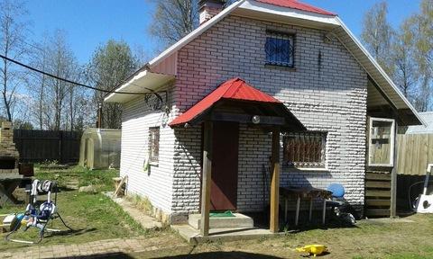 Продам дом 162 кв м на 10 сотках в СНТ Сирень, 38 км выборгского шоссе - Фото 4