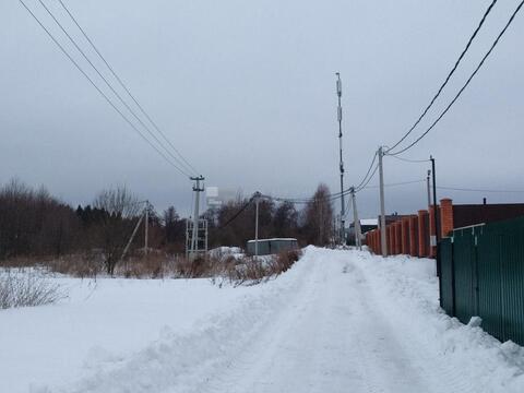 Участок 5 сот. , Калужское ш, 25 км. от МКАД. - Фото 5