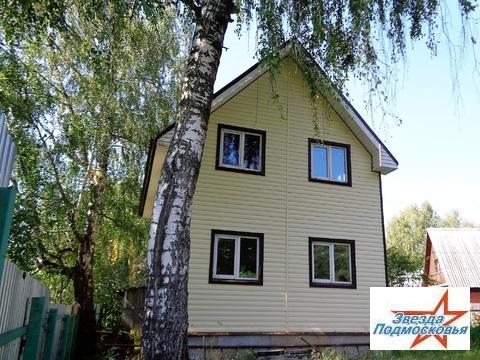 Новый добротный утепленный дом из бруса 110 кв.м СНТ Селянин - Фото 2