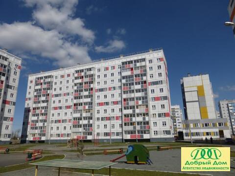 2 300 000 Руб., Новая 2-к вартира в Чурилово, Купить квартиру в Челябинске по недорогой цене, ID объекта - 314996693 - Фото 1