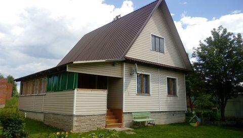 Новый дом ПМЖ, рядом с Москвой, на участке 9 соток - Фото 4