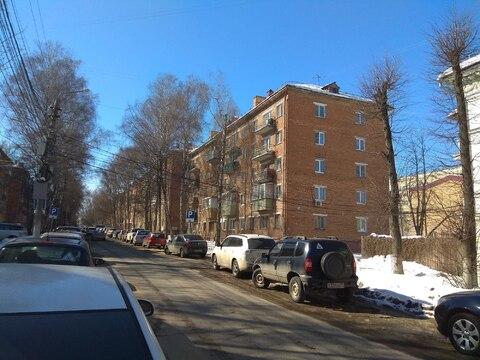 2х-комнатная квартира, Купить квартиру в Туле по недорогой цене, ID объекта - 327375384 - Фото 1