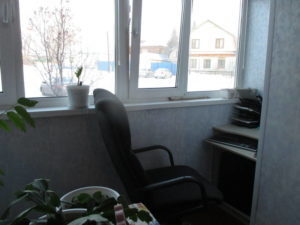 2-ая квартира Лесозавод - Фото 3