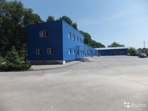Производственно-складская база 1600 кв.м - Фото 1