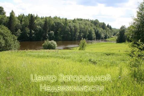 Участок, Новорижское ш, 200 км от МКАД, Зубцов. Новорижское ш. . - Фото 1