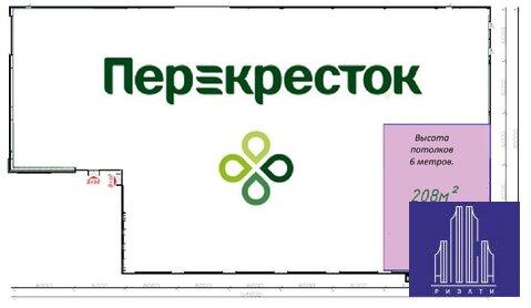 Аренда помещения 208 кв.м. в ТЦ ул. Обуховская г. Солнечногорск - Фото 2