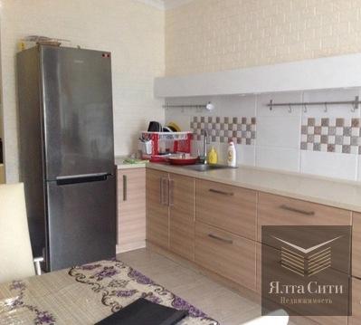 Просторная квартира с хорошим ремонтом в современном ЖК в Гурзуфе - Фото 2
