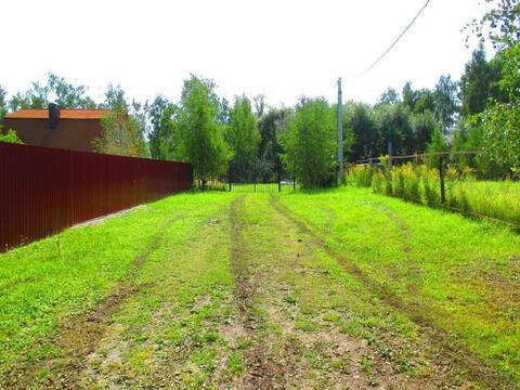 Продается земельный участок под строительство дома д.Русиновка - Фото 4