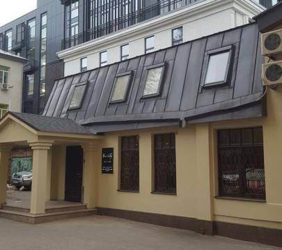 Аренда офисного здания 580 кв. м. на Белорусской. - Фото 1