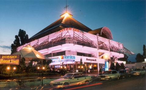 Отель в центре Сочи, 5776 кв. м, 41 номер, ресторан, спорт клуб - Фото 1