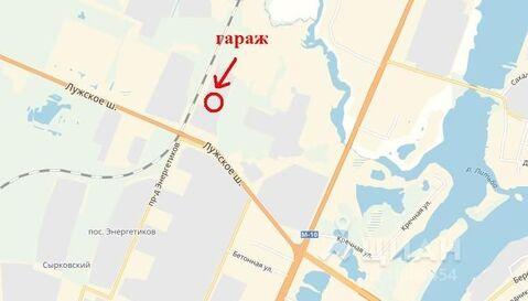 Продажа гаража, Великий Новгород, Лужское ш. - Фото 1