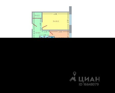 Продажа квартиры, Сокол, Долинский район, Ул. Чкалова - Фото 1
