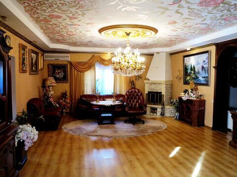 Красивый дом 300 кв.м. на участке 12 (24) сот. Заезжай и живи. - Фото 1
