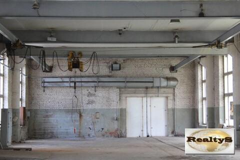 Производственное помещение с кран-балкаой 2,5т. - Фото 2