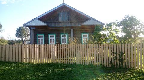 Продам Дом с зем.уч. 30 км от Череповца - Фото 3