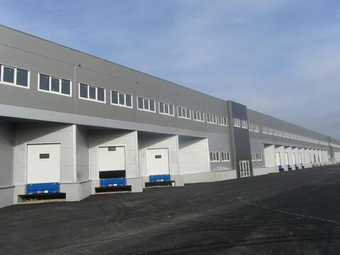 Современный склад 3650 м2. Расположен в г.Краснодаре по - Фото 1