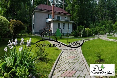 Продается дом г Москва, г Зеленоград, ул Калинина, д 28 - Фото 4