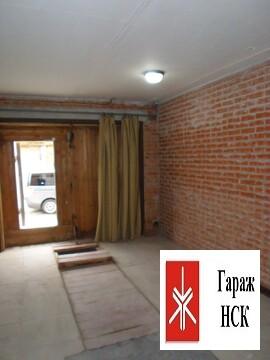 Продам капитальный гараж, ГСК Сибирь №150. Нижняя зона Академгородка. - Фото 3