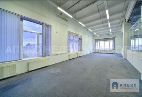 Аренда офиса 886 м2 м. Марьина роща в бизнес-центре класса В в Марьина . - Фото 2