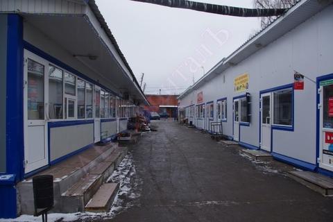 Рынок в п. Воскресенское Москва - Фото 1