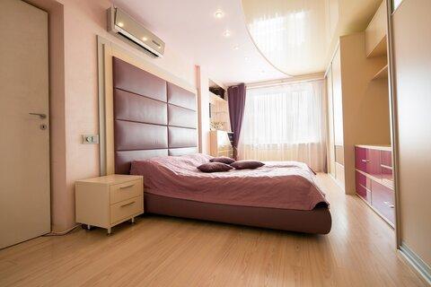 Роскошная 3к квартира с видом на залив (м/н Солнечный) - Фото 1