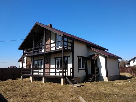Новый дом 225 кв.м. на участке 10 соток - Фото 2