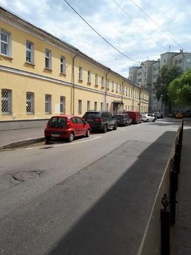 Офис в особняке 50 кв.м метро Кропоткинская, Б. Знаменский, д.2с7 - Фото 1