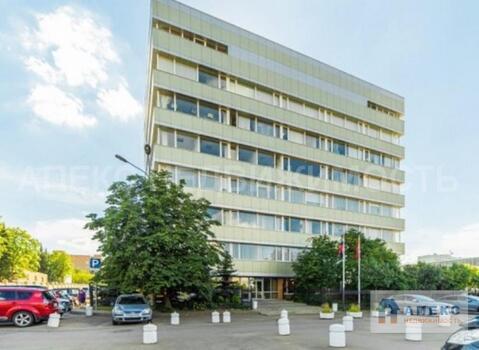 Аренда офиса 520 м2 м. Калужская в административном здании в Коньково - Фото 2