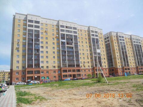 Красный путь д.105 к.9, Купить квартиру в Омске по недорогой цене, ID объекта - 329113954 - Фото 1