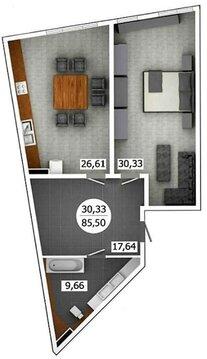 Продажа квартиры, Симферополь, Ул. Аэрофлотская - Фото 1