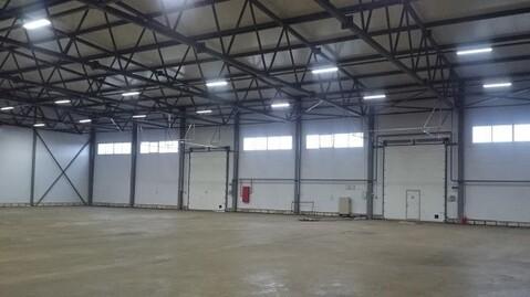 Аренда склада 650 м2 - Фото 4