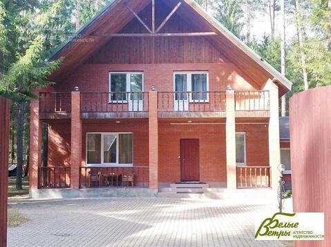 Дом в аренду414 кв. м,  30 сот, Киевское шоссе,  37 . - Фото 1