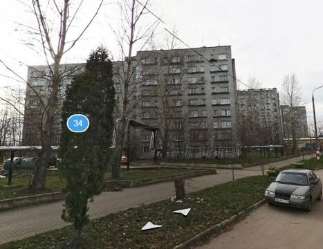 1-к. кв, улица Кольцевая 34, Нижний Новгород - Фото 2
