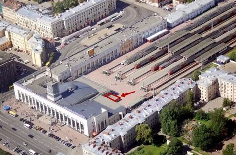 Сдам торговое помещение 90 кв.м, м. Площадь Ленина - Фото 1