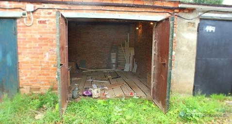 Капитальный кирпичный гараж в городе Волоколамске на ул. Колхозная - Фото 5