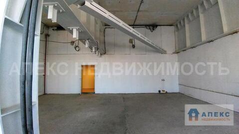 Аренда офиса 213 м2 м. Рязанский проспект в бизнес-центре класса А в . - Фото 3