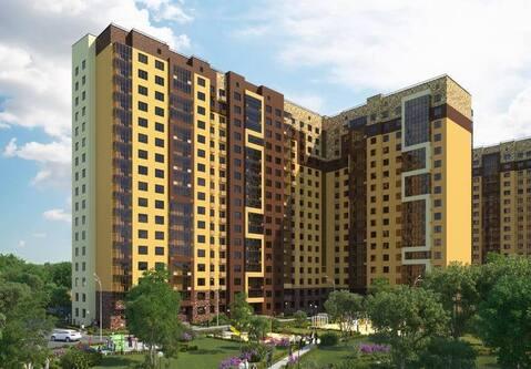 1-к квартира, улица Заречная 6, площадь 39.9, этаж 11 - Фото 4