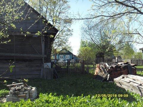 Дом 30,8 кв.м. в дер. Поречье Калязинского района Тверской области - Фото 3
