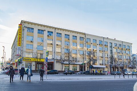 Аренда офиса 54,5 кв.м, Проспект Ленина - Фото 1
