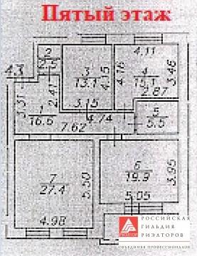 Квартира, ул. Бакинская, д.122 - Фото 2