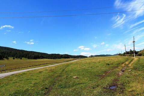 Продажа участка, Шебалино, Шебалинский район, На границе села - Фото 3