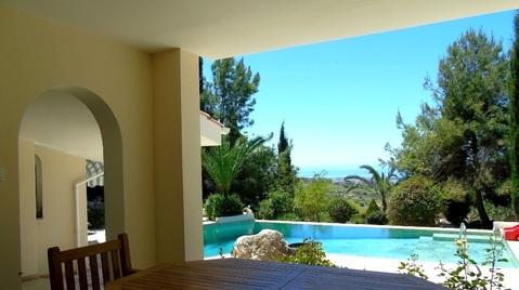 Эксклюзивная Вилла с панорамным видом на побережье в районе Пафоса - Фото 5
