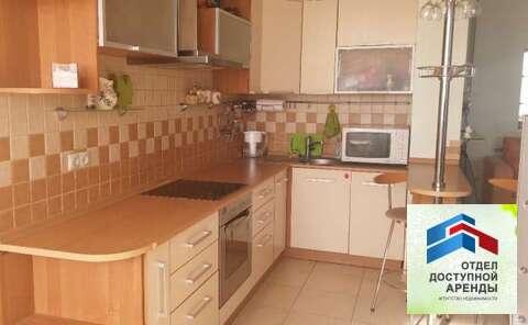 Квартира ул. Бориса Богаткова 266/1, Аренда квартир в Новосибирске, ID объекта - 322965492 - Фото 1