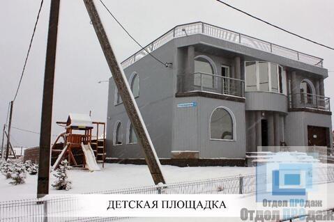 Продажа дома, Новосибирск, м. Площадь Маркса, 11-й Порт-Артурский . - Фото 4