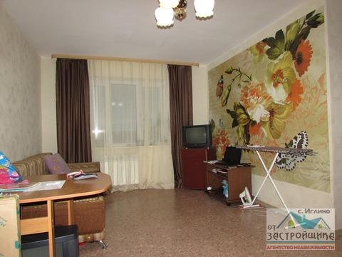 Продам 3-к квартиру, Иглино, улица Строителей - Фото 1