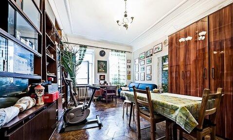Продаётся шестикомнатная квартира в центре Москвы. - Фото 3